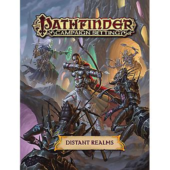 Pathfinder Campaign Setting Distant Realms Paperback