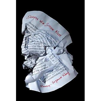 Drafts of a Suicide Note by Mandy Suzanne Wong