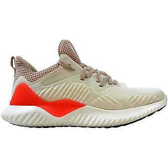 Adidas Alphabounce Beyond Linen/Chalk White/Ash CQ1486 Grade-School