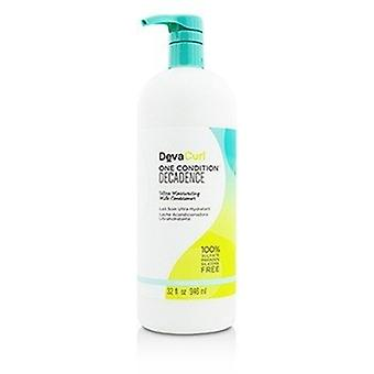 Devacurl One Condition Decadence (ultra Moisturizing Milk Conditioner - For Super Curly Hair)  946ml/32oz