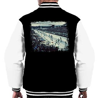 Motorsport Images Le Mans Running Start Men's Varsity Jacket