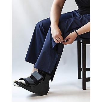 Pantaloni Strappo di Guy Mugs Divertenti - Pantaloni Breakaway Premium, Blu Marina, Taglia X-Large