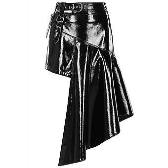 Punk Rave Astarte PVC Skirt