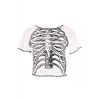 Jawbreaker Clothing No Skin All Bones T-Shirt