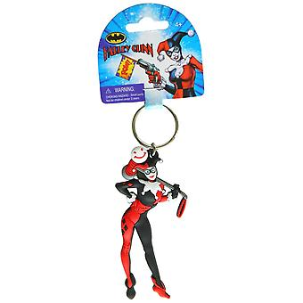 Key Chain - DC Comics - Soft Touch DC Harley Quinn full Figure 45282