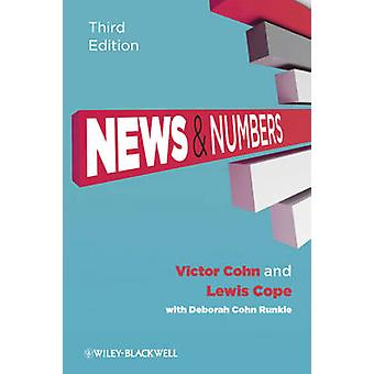 News and Numbers 3e P by Cohn