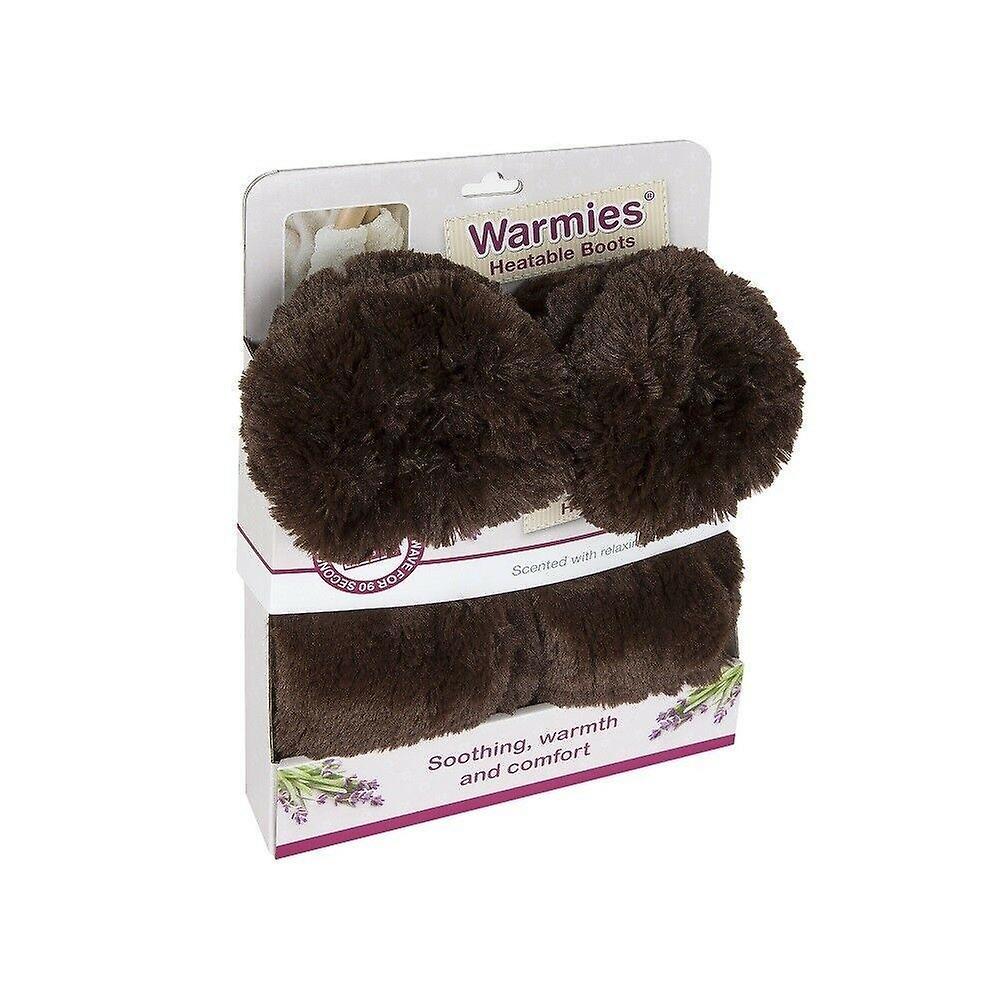 Warmies Bruine Slippers hfedTn