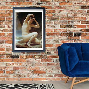 William Bouguereau - La toilette de Venus 1873 Poster Print Giclee
