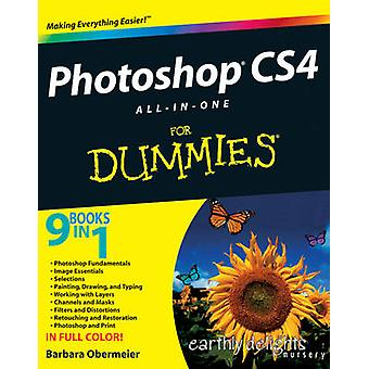 Photoshop CS4 All-in-one for Dummies by Barbara Obermeier - 978047032