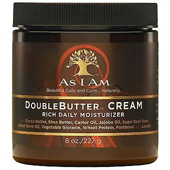 As i am doublebutter cream, 8 oz