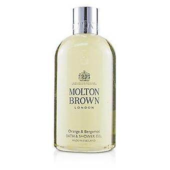 Orange & bergamot bath & shower gel 231485 300ml/10oz