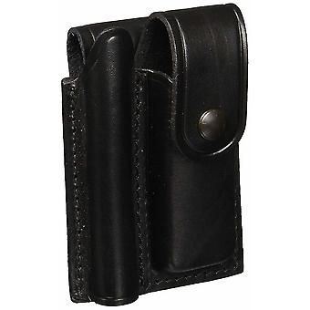 MAGLITE Mini Heavy Duty Leather Double Holster, Genuine Leather #AM2A346