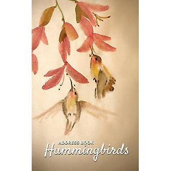 Address Book Hummingbirds by Us & Journals R