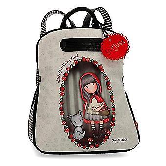 Gorjuss Little Red Riding Hood Sac à dos Casual 38 centimètres 17.66 Multicolore