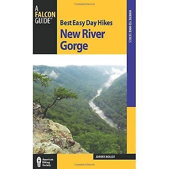 Am besten einfach Tageswanderungen New River Gorge