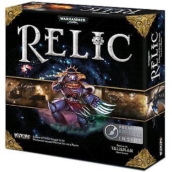 Warhammer 40K Relic Board Game Premium Edition