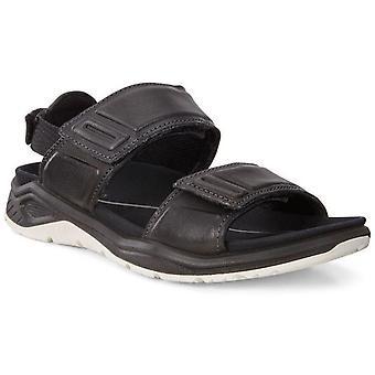 Ecco x-trinsic w sandals womens black