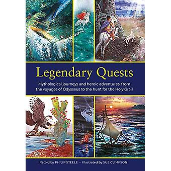 Legendary Quests - Mythological journeys and heroic adventures - from
