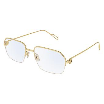 Cartier premiere DE CARTIER CT0114O 001 Gold Glasses