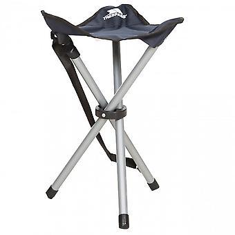Trespass stativ Camping stol med väska