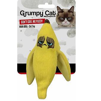 Norse Cat Banana Peel Crinkle speelgoed