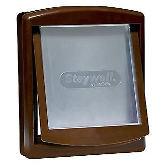 Petsafe Staywell Medium Dog Door And Lock Panel