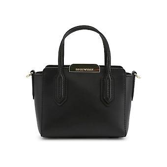Emporio Armani - Bags - Handbags - Y3B099_YDT6A_81386 - Ladies - Schwartz