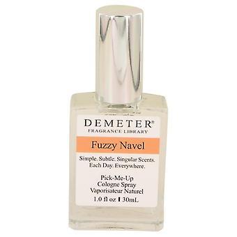 Demeter Fuzzy Navel Colonia Spray por Demeter 1 oz Colonia Spray