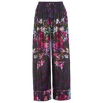 Camille silk trousers