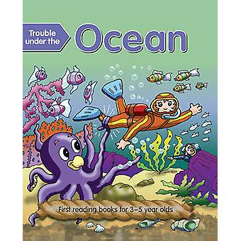 Trouble Under the Ocean (Giant Size) by Nicola Baxter - Geoff Ball -