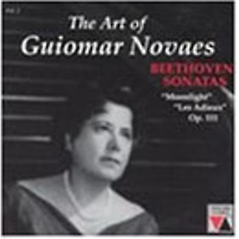 Guiomar Novaes - Art of Guiomar Novaes Beethoven [CD] USA import