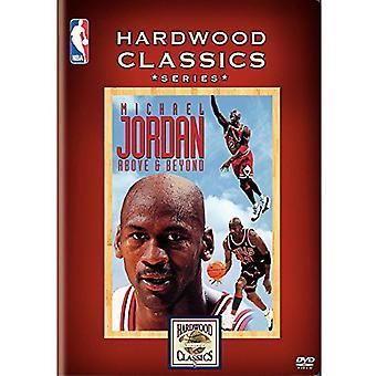 NBA Hardwood Classics: Michael Jordan-Above & [DVD] USA import