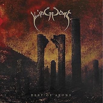 King Goat - Debt of Aeons [CD] USA import