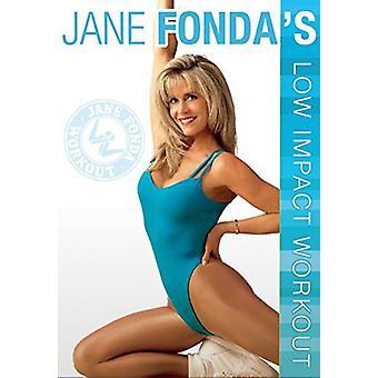 Jane Fonda's Low Impact Workout [DVD] USA import