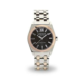 Locman - Wristwatch - Ladies - STEALTH - 02040RGYFNK0BAR