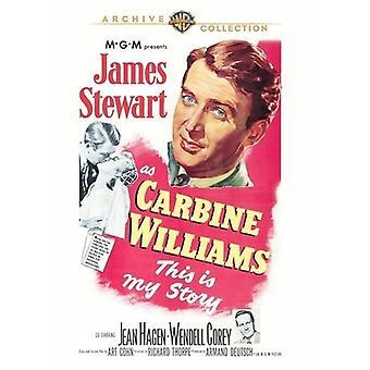 Carbine Williams [DVD] USA import