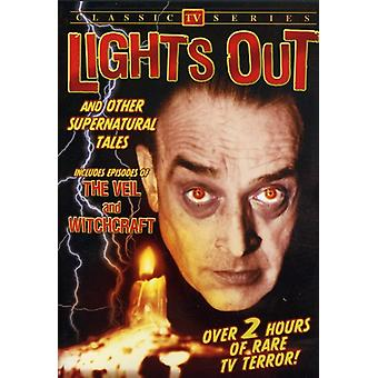 Lights Out! & Other Supernatural Tales [DVD] USA import