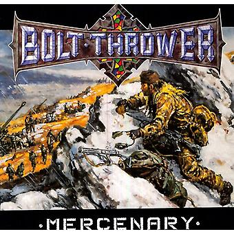 Bolt Thrower - Mercenary [Vinyl] USA import