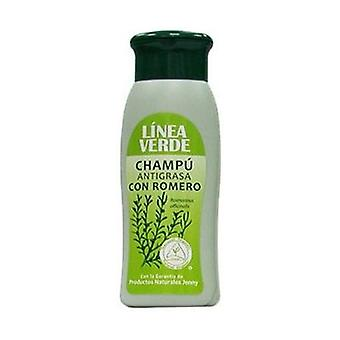 Grease Free Shampoo With Rosemary 400 ml
