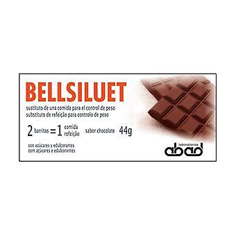 Bellsiluet Substitute Chocolate Bars 44 g
