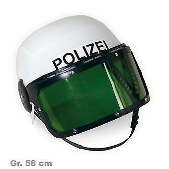Hjälm polis polisen polisen