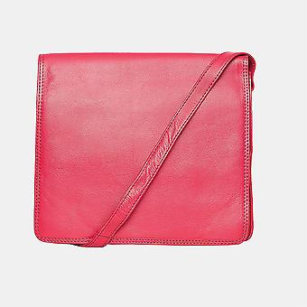 Primehide Womens Shoulder Organisateur Bag Ladies Crossbody Work Business Bag 887