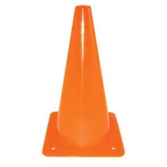 CO015P, Poly Cone - 12 (Orange)