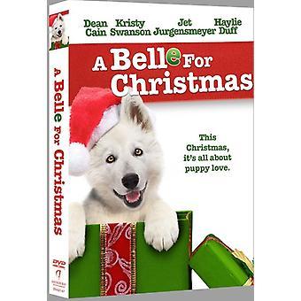 Belle for Christmas [DVD] USA import