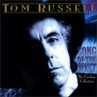Tom Russell - Song of the West-Cowboy Collec [CD] USA import