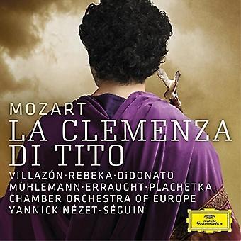 Mozart / Villazon / Rebeka / Didonato - La Clemenza Di Tito [CD] USA import
