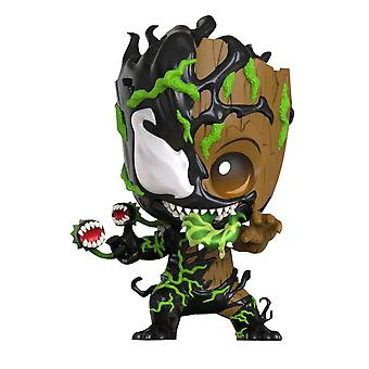 Venom Venomized Groot Cosbaby