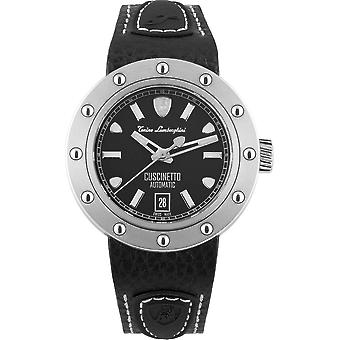 Tonino Lamborghini - Wristwatch - Men - Cuscinetto - white - TLF-T01-1