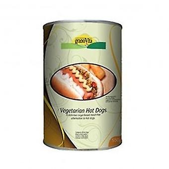 Granovita - Vegetarian Hotdogs 550g