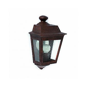 Argot Rust 1/2 Wall Lamp